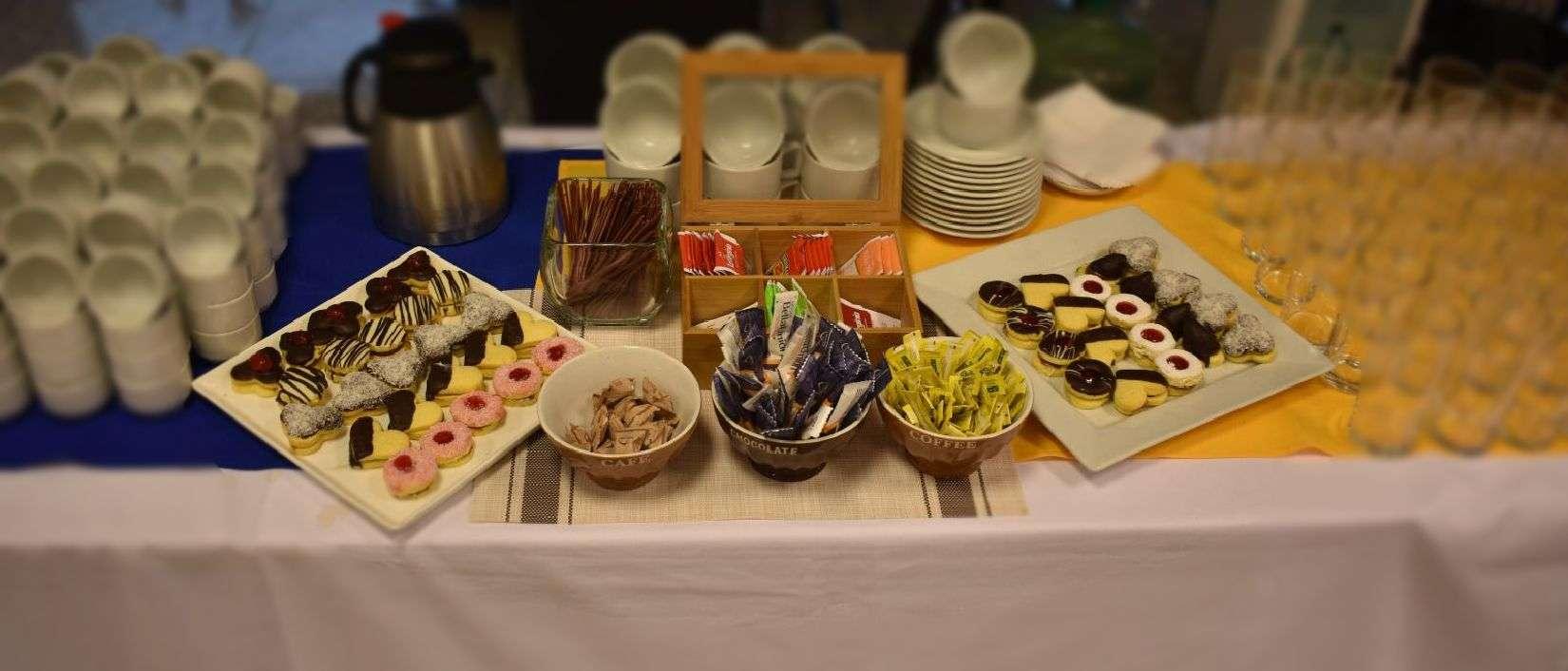 acuaria catering, eventos