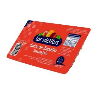 dulce de zapallo los nietitos x400 gr
