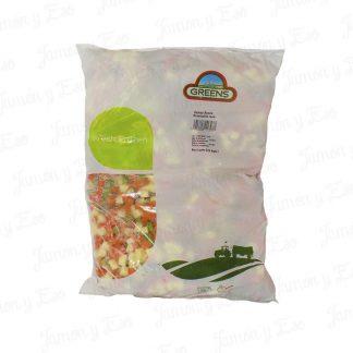 ensalada rusa congeladas greens