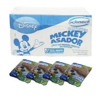 Hamburguesas Mickey de Schneck