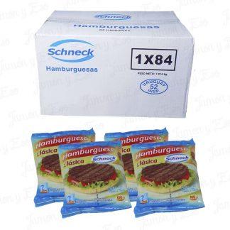 hamburguesas schneck