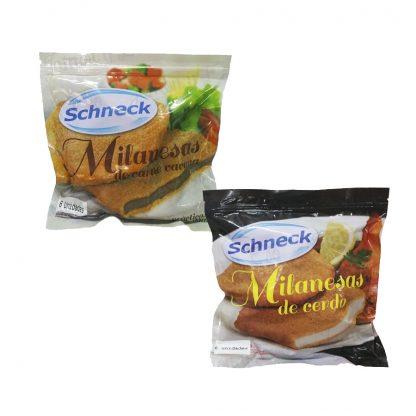 milanesas schneck