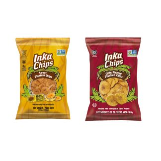platano frito jamón y eso inka chips