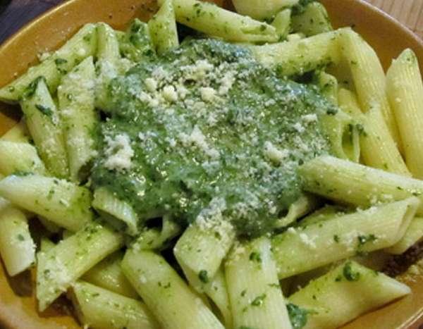 salsa espinacas